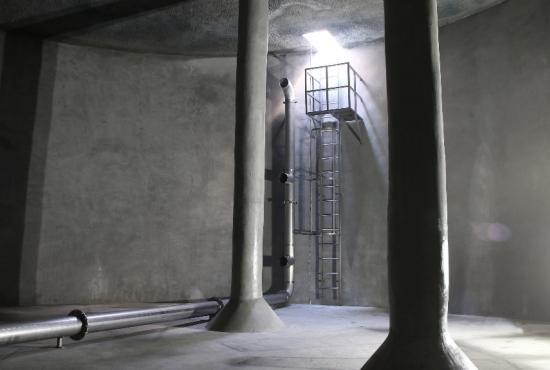 Zbiornik wody czystej przy ul. Strzeleckiej w Chodzieży