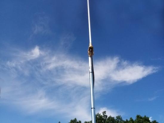 Antena do zdalnego odczytu wodomierzy
